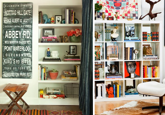 leftright - Styling Bookcases