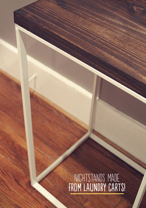making this: ikea hacked nightstands - almost makes perfect