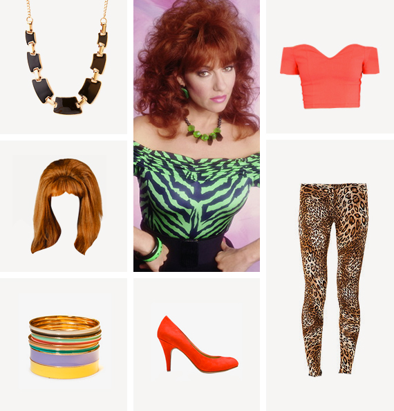 peg bundy costume / almost makes perfect