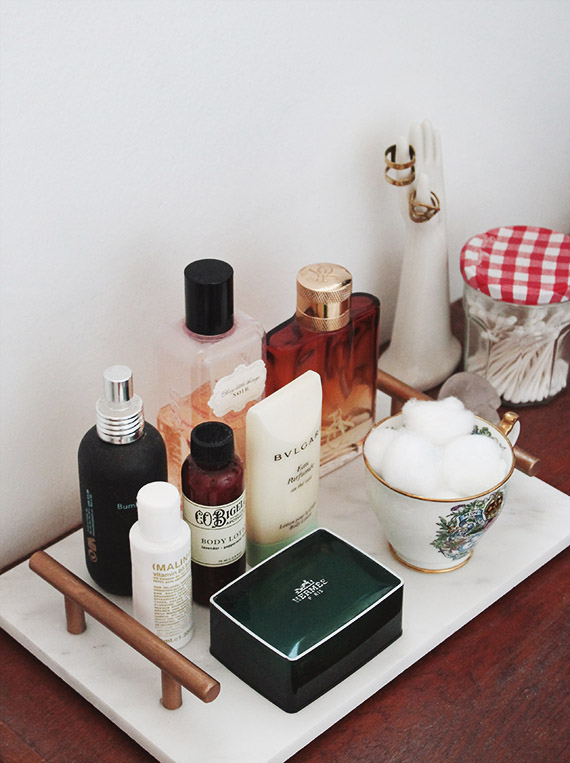 Diy Marble Tray Almost Makes Perfect