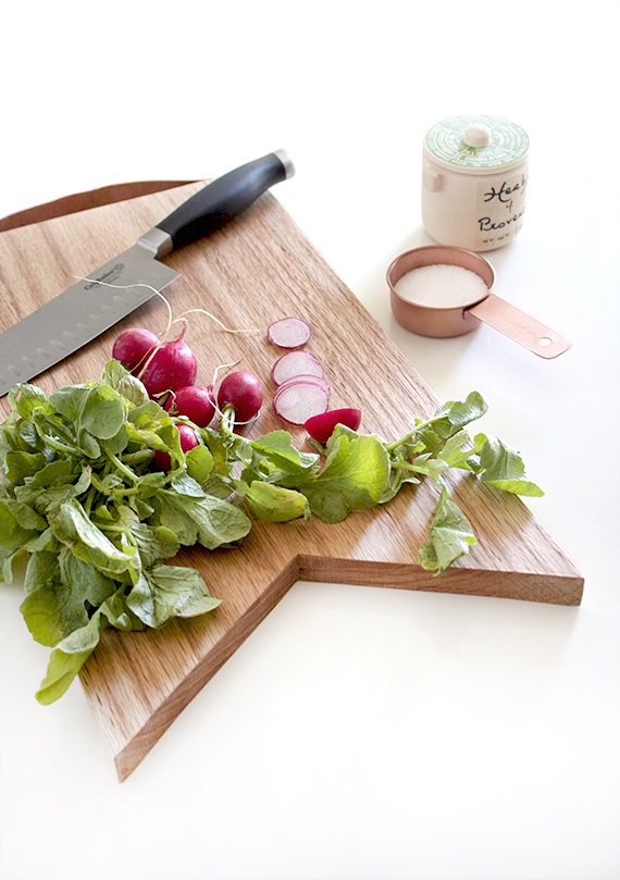 diy wood cutting board  |  almost makes perfect