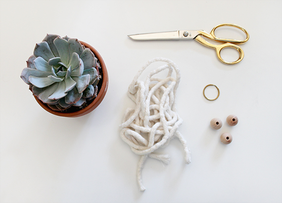 diy macrame plant hangers    almost makes perfect