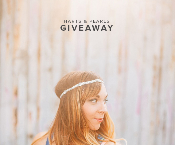 harts and pearls giveaway
