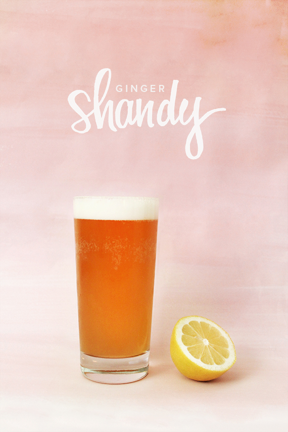 ginger shandy | almost makes perfect