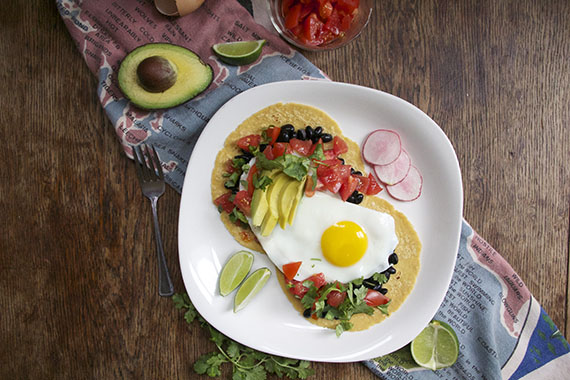huevos rancheros |  almost makes perfect
