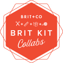 brit+co X almost makes perfect