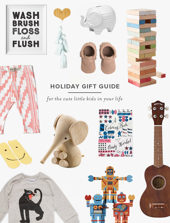 holiday gift guide | kids