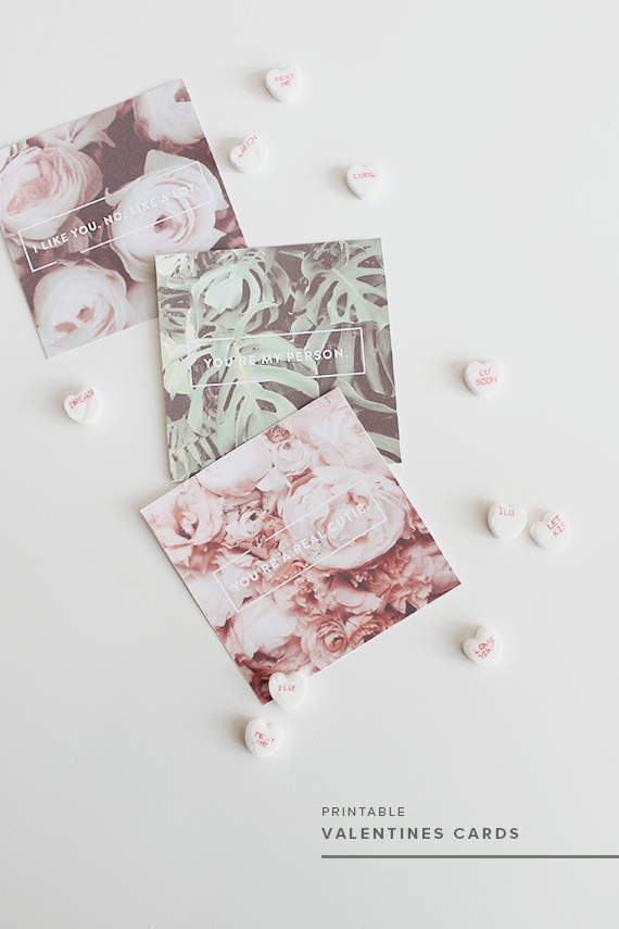 printable valentines cards   almost makes perfect