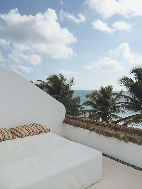 the beach hotel | tulum