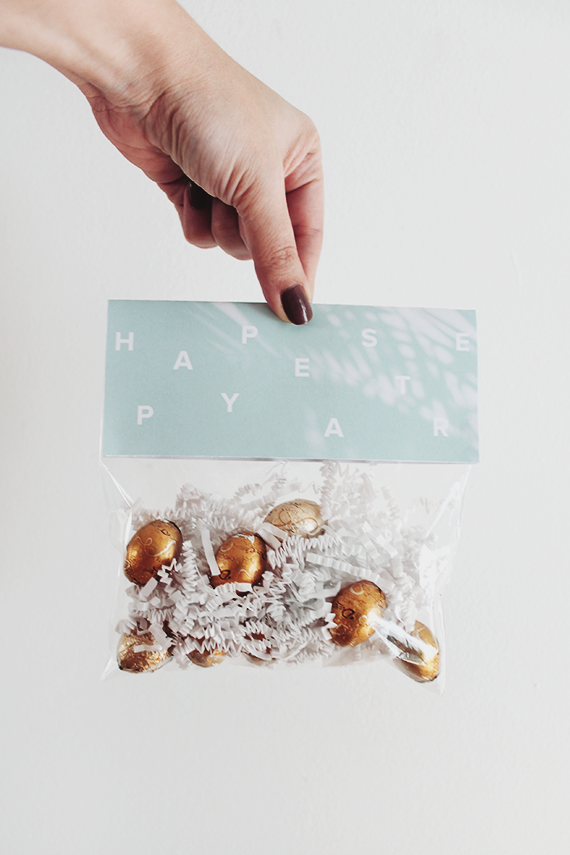diy easter treat bags   almost makes perfect