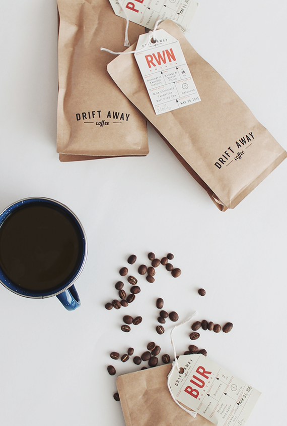 drift away coffee giveaway | almost makes perfect