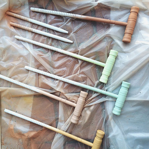 ombre croquet set   almost makes perfect