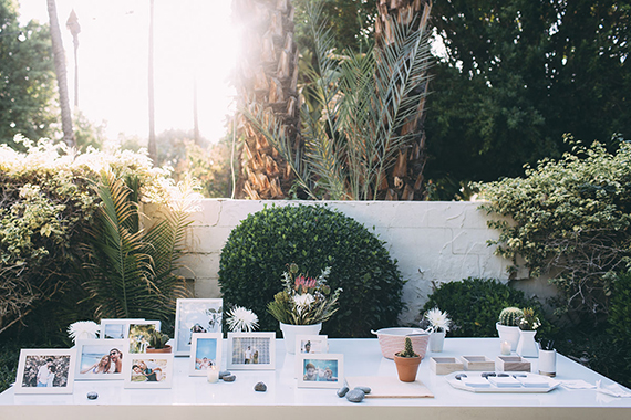 the guestbook table | almost makes perfect