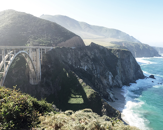 bixby bridge | almost makes perfect
