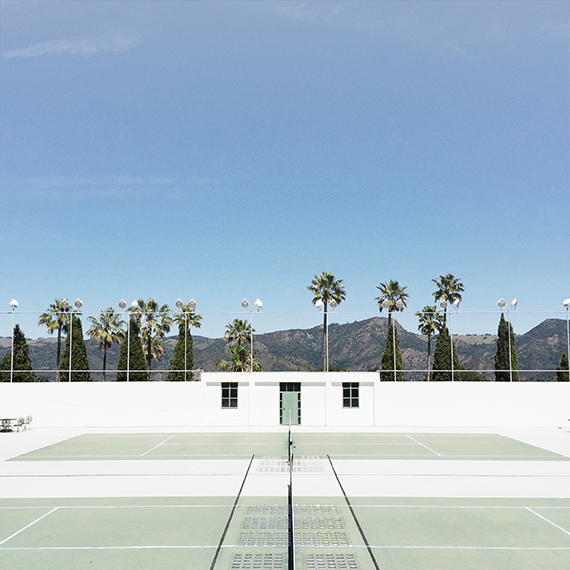 hearst castle tennis court | almost makes perfect