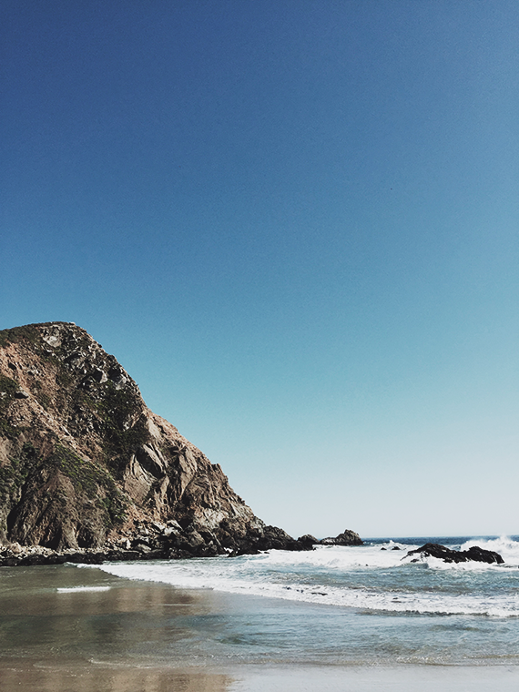 pfeiffer beach | almost makes perfect