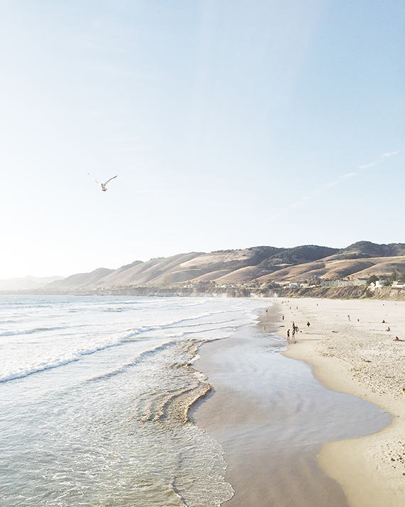 pismo beach | almost makes perfect