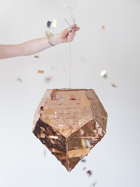 prospect goods bling pinata | almost makes perfect