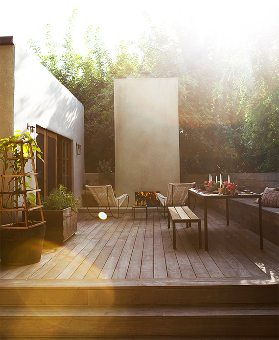 dream house : the backyard - almost makes perfect on Dream House Backyard id=72652