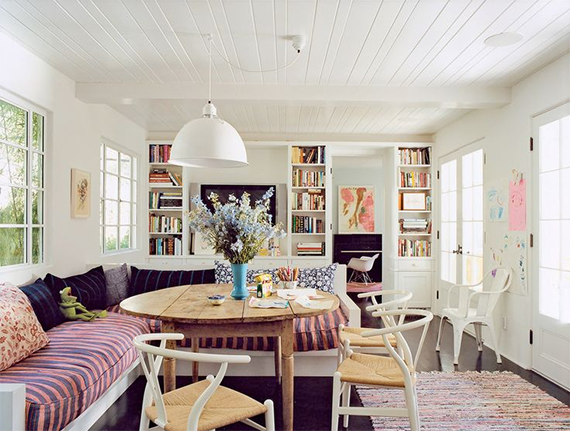 dream house | the breakfast nook | almost makes perfect