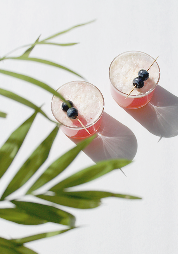 gin & juice fizz   almost makes perfect