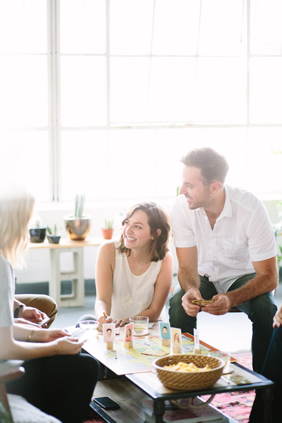 how to host a game night   almost makes perfect