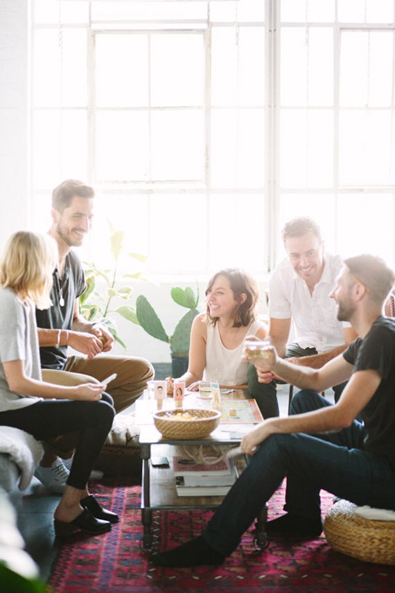 how to host a grown up game night    almost makes perfect