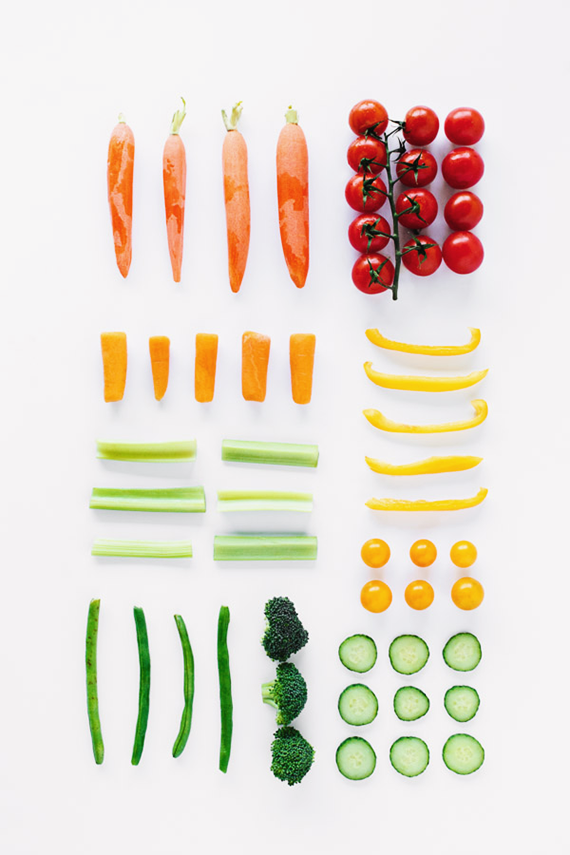 how to make dope crudités | almost makes perfect