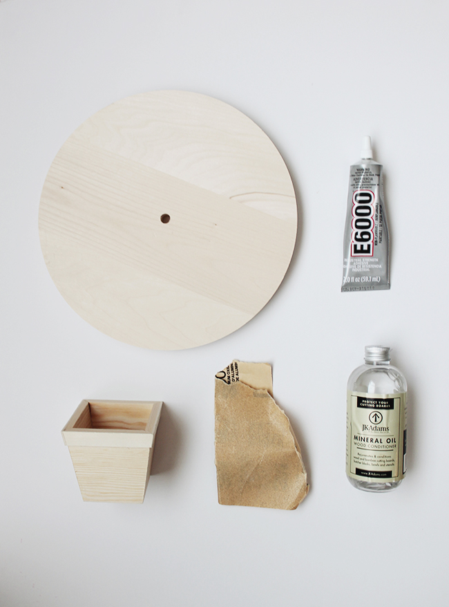 diy wood cake stand   almost makes perfect