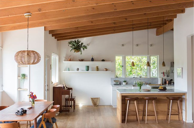 dream house - vaulted ceilings   almost makes perfect