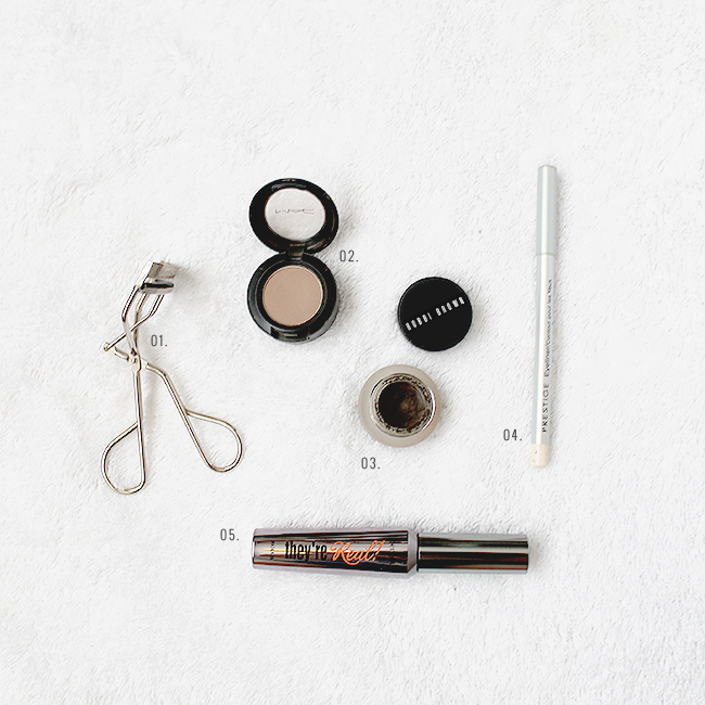 my favorite daily makeup essentials - eyes | almost makes perfect