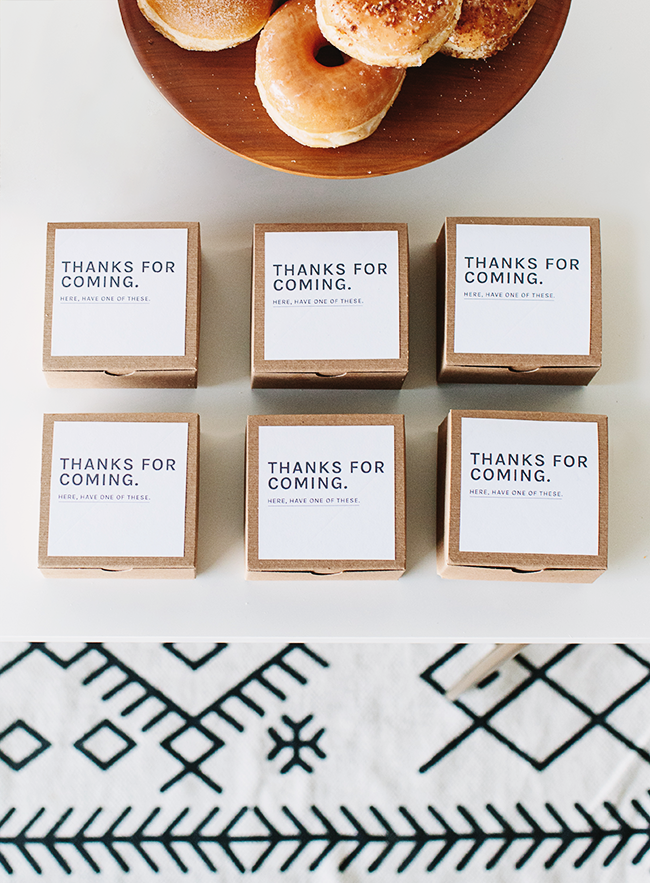 printable donut favor boxes     almost makes perfect