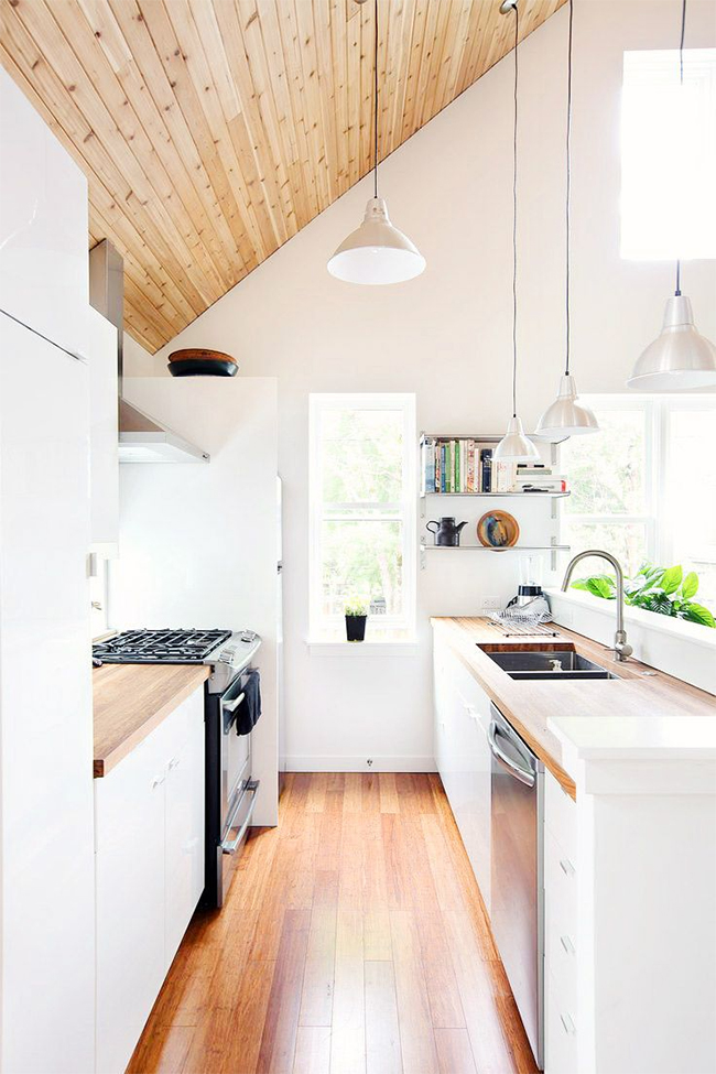 vaulted ceilings   almost makes perfect