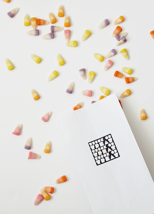 printable trick or treat bags   almost makes perfect