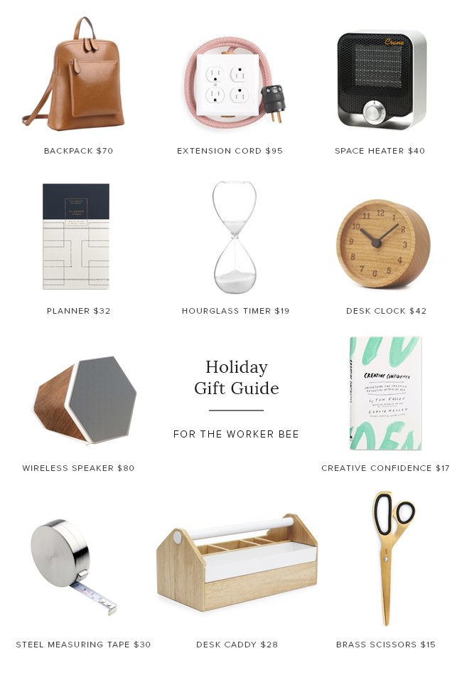 gift guide for the worker bee | almost makes perfect