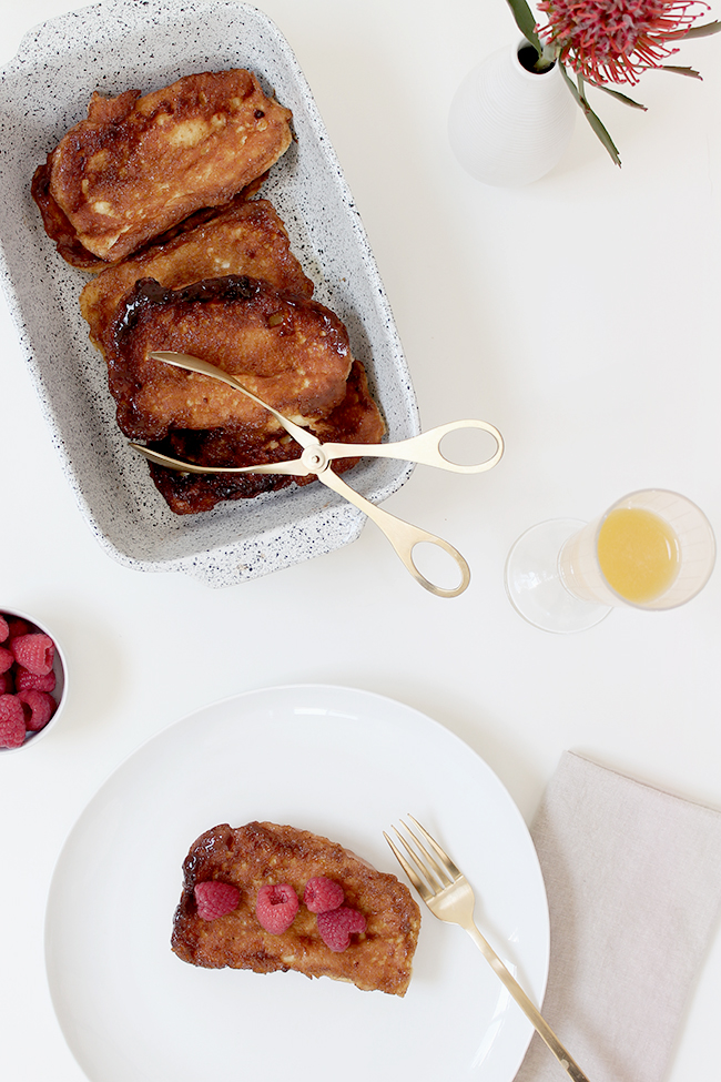 creme brulee french toast   almost makes perfect
